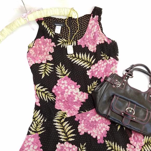 Jones New York Dresses & Skirts - Jones New York Silk Dress